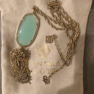 Kendra Scott Jewelry - Kendra Scott Chalcedony Rayne Necklace